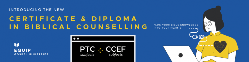 counselling biblical equip diploma certificate